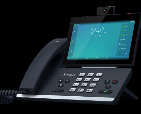 Zultys VoIP Phone