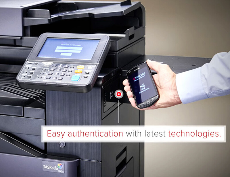 copiers from Kyocera